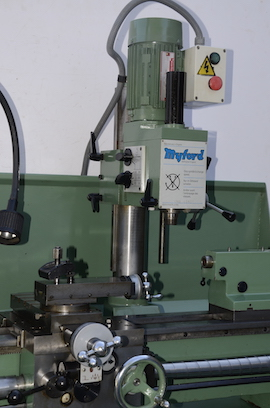 Rishton milling machine head for Myford 254 254s lathe for sale