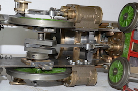 Model Live steam engines wanted & for sale  Stationary