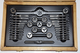 main view Totem BA Tap & Die set for sale
