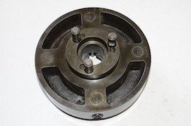 back view myford boxford colchester Pratt Burnerd 4 jaw chuck D1-3 camlock 125mm for sale