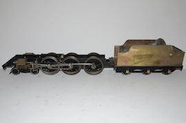 "main view 2.5"" Midland live steam tender loco Jubliee or Royal Scott for sale"