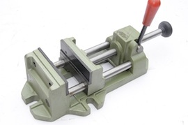 main view quick adjusting clamping machine vice for sale