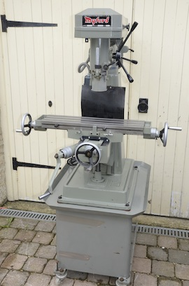Milling Machines For Sale Used Metal Milling Machines >> Used Amolco Vertical Milling Machine For Sale