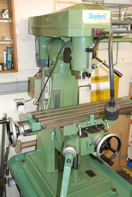 myford milling machine for sale