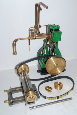 stuart steam engines