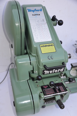 Quality Used Myford Lathes For Sale  ML7 ML7R ML10 Speed 10