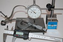 measuring instruments for sale vernia dial gauge calipers micrometer surface magnetic